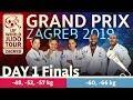 Judo Grand Prix Zagreb 2019 Day 1 Final Block
