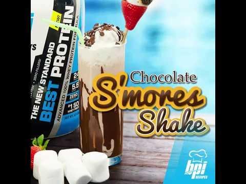S'Mores Protein Shake - Healthy & Delicious Recipe