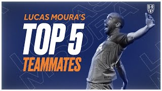 Lucas Moura's Top 5 Teammates | Which Brazilian is Moura's 🐐?