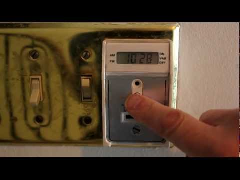 How to program timer SS5C70 LR3730 52-8843-2 (Intermatic Canadian Tire)