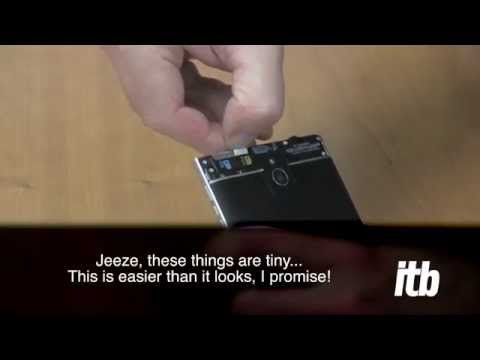 How to Unlock a BlackBerry Passport - Unlocking Tutorial & Guide