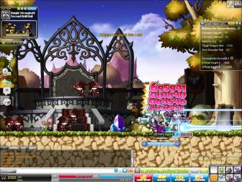 Maplestory level 120-200 training guide