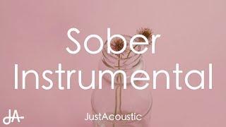 Sober - Mahalia (Acoustic Instrumental)