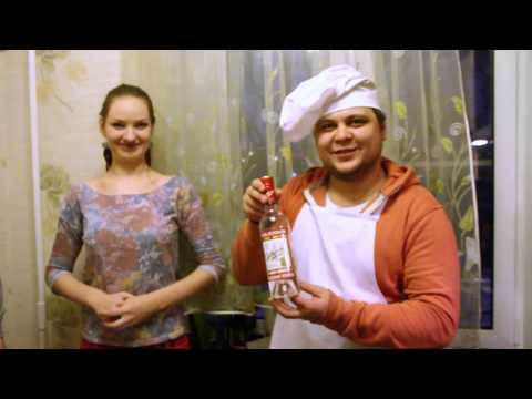 Russian Blinis in 60 Seconds