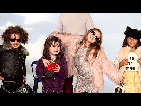 When Kids Raid a Fashion Closet, Things Get Weird & Wild