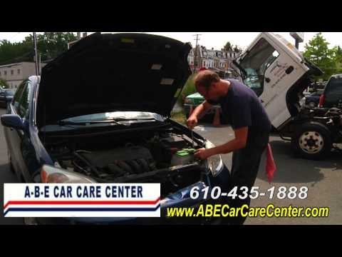 PA STATE CAR INSPECTIONS AND EMISSION INSPECTIONS LEHIGH VALLEY  ABE CAR CARE CENTERS