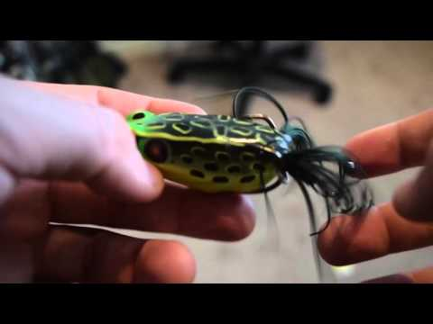 Quick Tip #2~Frog Trailer Hook