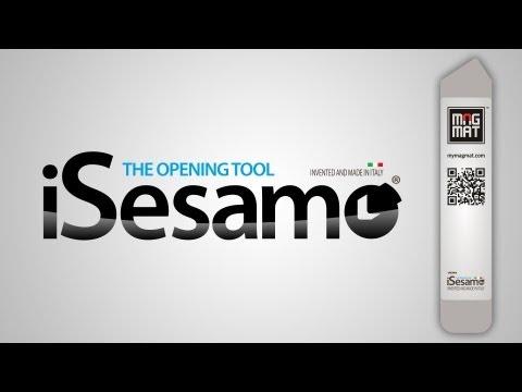iSesamo - Opening Tool