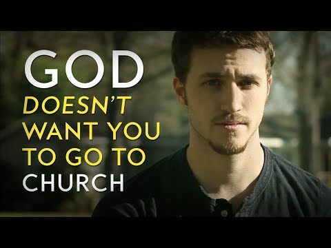 God Doesn't Want You to Just Go to Church (Inspirational Christian Videos)