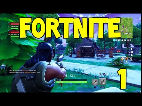 Road to Victory: Fortnite