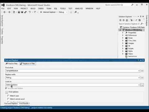 Kooboo CMS - The One Minute Developer