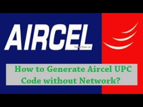 PORTING AIRCEL NUMBER WITHOUT NETWORK || TELUGU || 100% WORKING