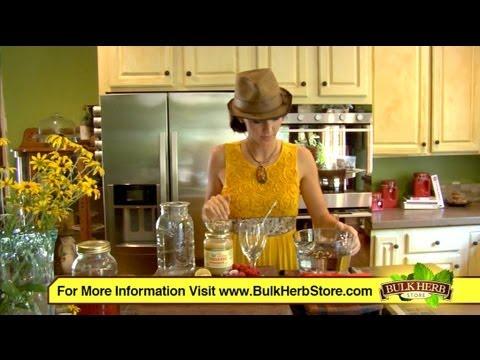 Sun Tea - Shoshanna's Kitchen - Episode 119
