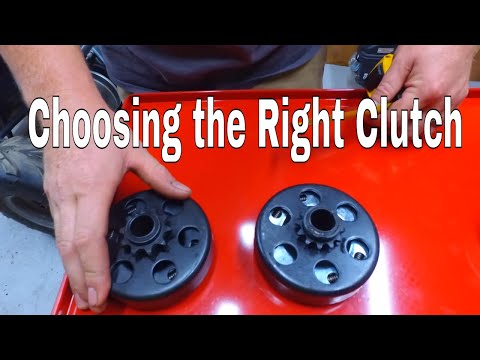 How to tell what clutch size you have.