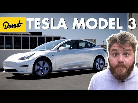 Daily Driving the Tesla Model 3 | The New Car Show | Donut Media