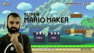 Super Mario Maker - 100 Mario Expert Skipless. 2/17/2016 Livestream
