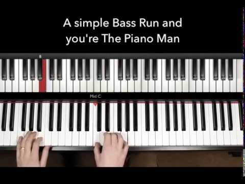 INGENIOUS way to learn Yamaha digital piano Piano & Keyboard chords   200 video piano lessons 1