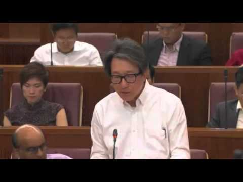 Minister Lim Swee Say on