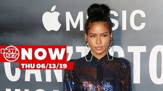 Cassie Announces That She Is Pregnant With A Baby Girl + More On The Central Park 5 on #hot97now