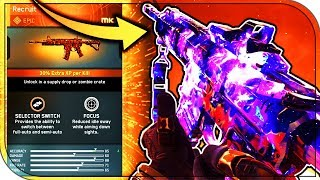 """*NEW* EPIC Nv4 """"RECRUIT"""" on Infinite Warfare! FULL AUTO and SEMI AUTO EPIC Nv4 VARIANT on IW!"""