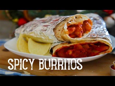 Spicy burritos [BA Recipes]