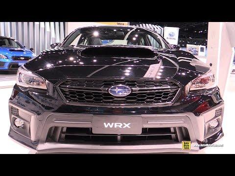 2018 Subaru WRX - Exterior and Interior Walkaround - 2017 LA Auto Show