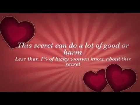 Powerful Formula! Make Any Man Yearn for You! Addicted and Hooked on You!