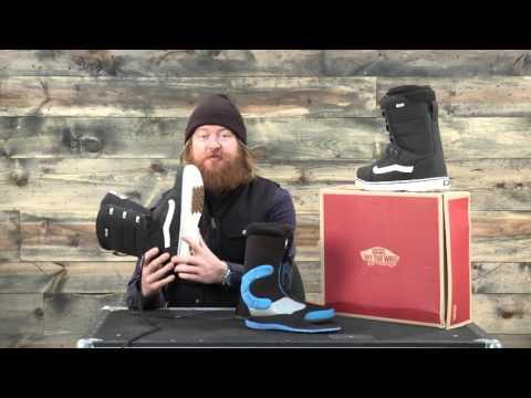 Vans High Standard Snowboard Boots - Review - The-House.com