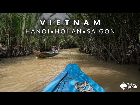 Exploring Vietnam: Hanoi, Hoi An, and Saigon
