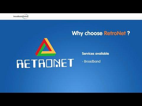 Why choose RetroNet | broadbandchoices.co.uk