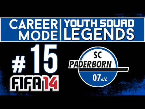FIFA 14 Career Mode - Youth Squad Legends 3 Ep. 15