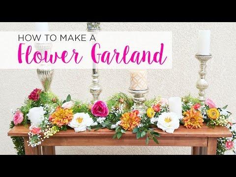 How-To: DIY Garland