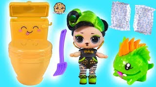 Download Pooparoos Squishy Toys with Water Dip Blind Bags ! LOL Surprise + Shopkins Video