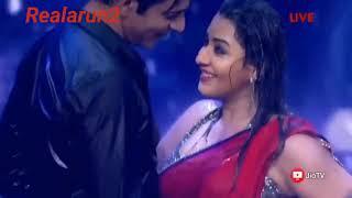Shilpa Shinde and Sunil Grover Rain Dance Hot Video Jio Dhan Dhana Dhan IPL 2018 Show Full Video