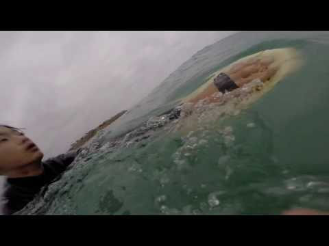 How to use a handplane to bodysurf