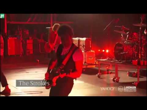 The Strokes live at Landmark Music Festival 2015 - Yahoo! HD
