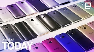 Google is buying HTC