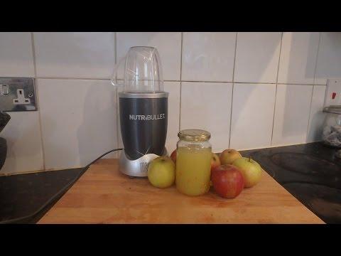 Nutribullet Apple Juice