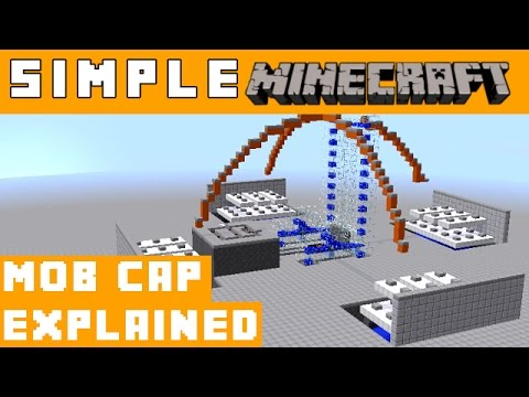 Mob Spawning mechanics / Minecraft Mob Cap