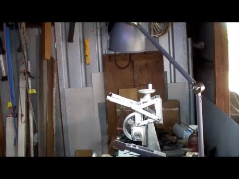 Building the Gingery Milling Machine 48 the Transmission begins