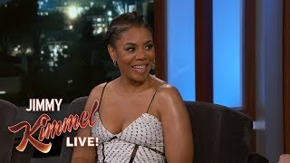 Download Regina Hall on Playing a Stripper, Girls Trip Fans & New Movie Video