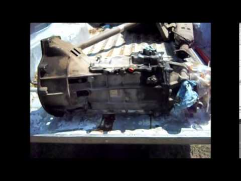 Ford Ranger clutch change pt 4
