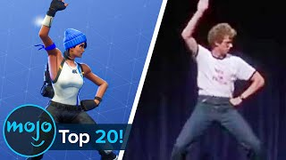 Top 20 Fortnite Dances and Where They Are From