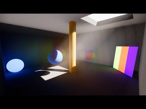 Tutorial | UE4 Lighting Overview