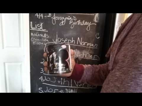 How To Paint A Chalkboard Wall!!! Very Easy!!!