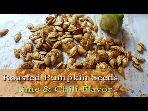 How to Roast Pumpkin Seeds - Roasted Pumpkin Seeds Recipe