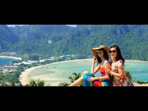 How to travel Phuket | Koh Phi Phi Islands | Krabi | Thailand