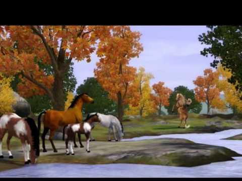 The Sims 3 Pets Rare pics