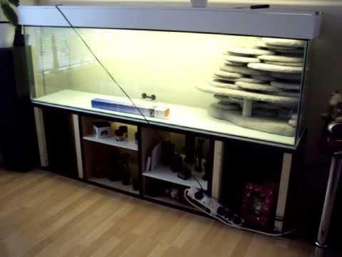 3D BACKGROUND DIY FISH TANK AQUARIUM