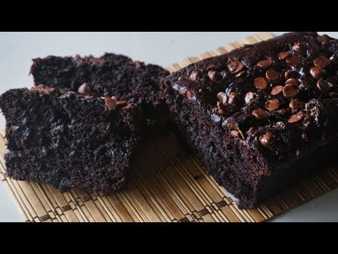 Chocolate Banana Loaf Bread - Treats By Jenny